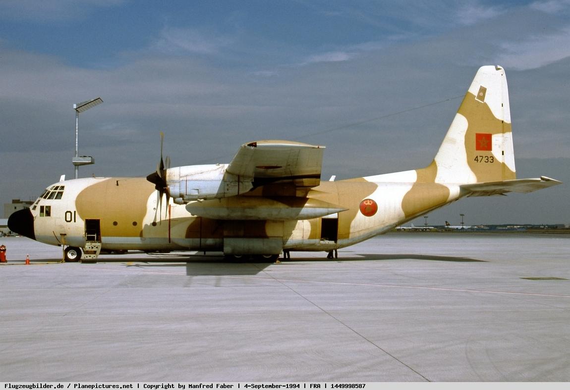 طائرات النقل العاملة بالقوات المسلحة المغربية - صفحة 2 1449998587